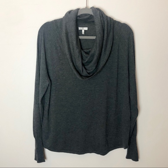 Joie Sweaters - Joie cowl neck cashmere blend loose sweater